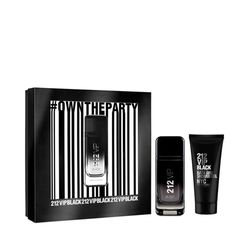 Kit-212-Vip-Black-EDP-e-SG-100ml-Carolina-Herrera