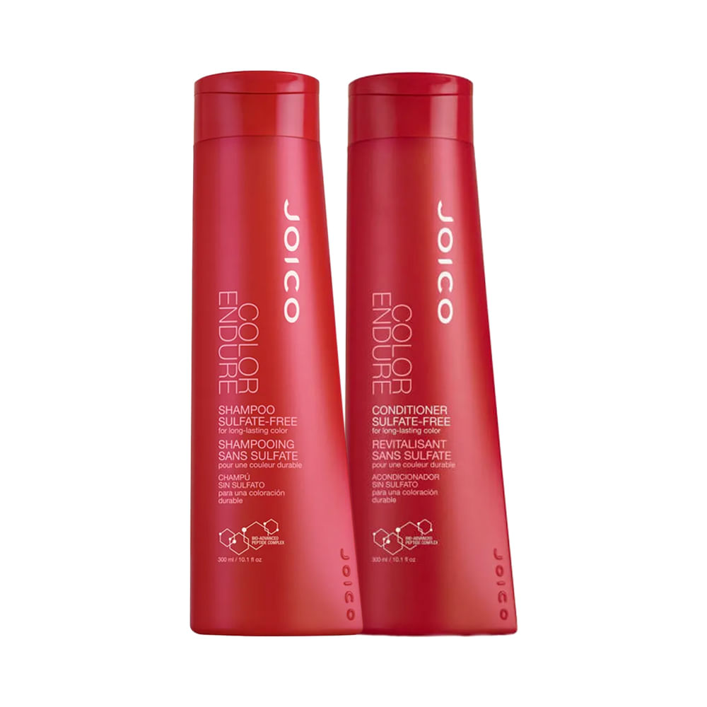 Kit Shampoo Color Endure 300ml + Condicionador Color Endure 300ml Joico