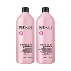 Kit Shampoo Curvaceous 1000ml + Condicionador Curvaceous 1000ml Redken