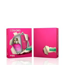 Kit-Perfume-Colors-Pink-Feminino-Eau-De-Toilette-80Ml---Body-Lotion-75Ml