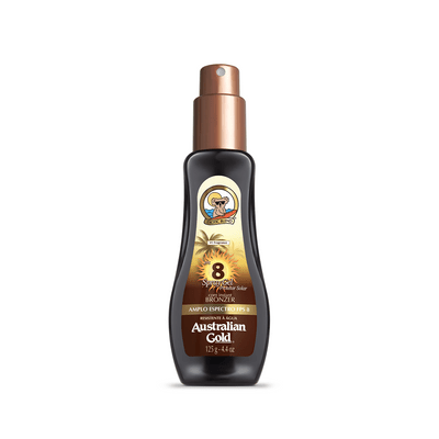 Protetor Solar Spray Gel Instant Bronzer... 125ml_