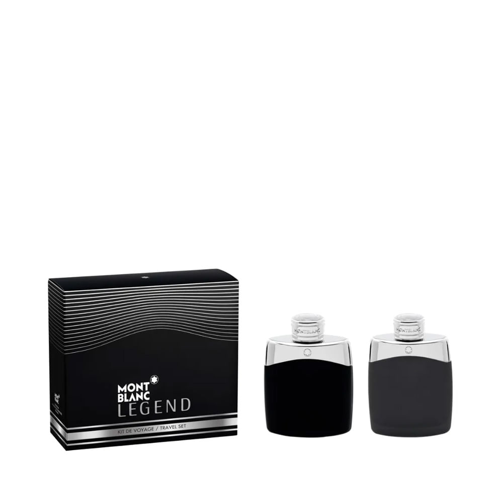 Kit Perfume Legend Masculino Eau de Toilette 100ml + Loção Pós Barba 100ml Único