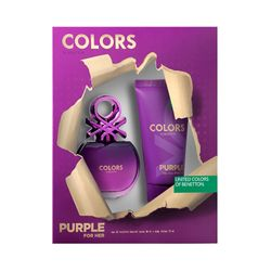 Kit-Perfume-Colors-Purple-Feminino-Eau-De-Toilette-80Ml---Body-Lotion-75Ml-Unico