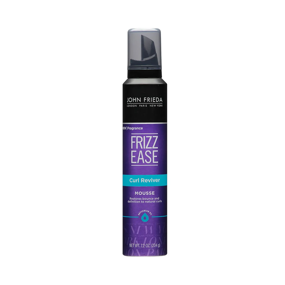 Mousse Frizz Ease Curl Reviver 204g