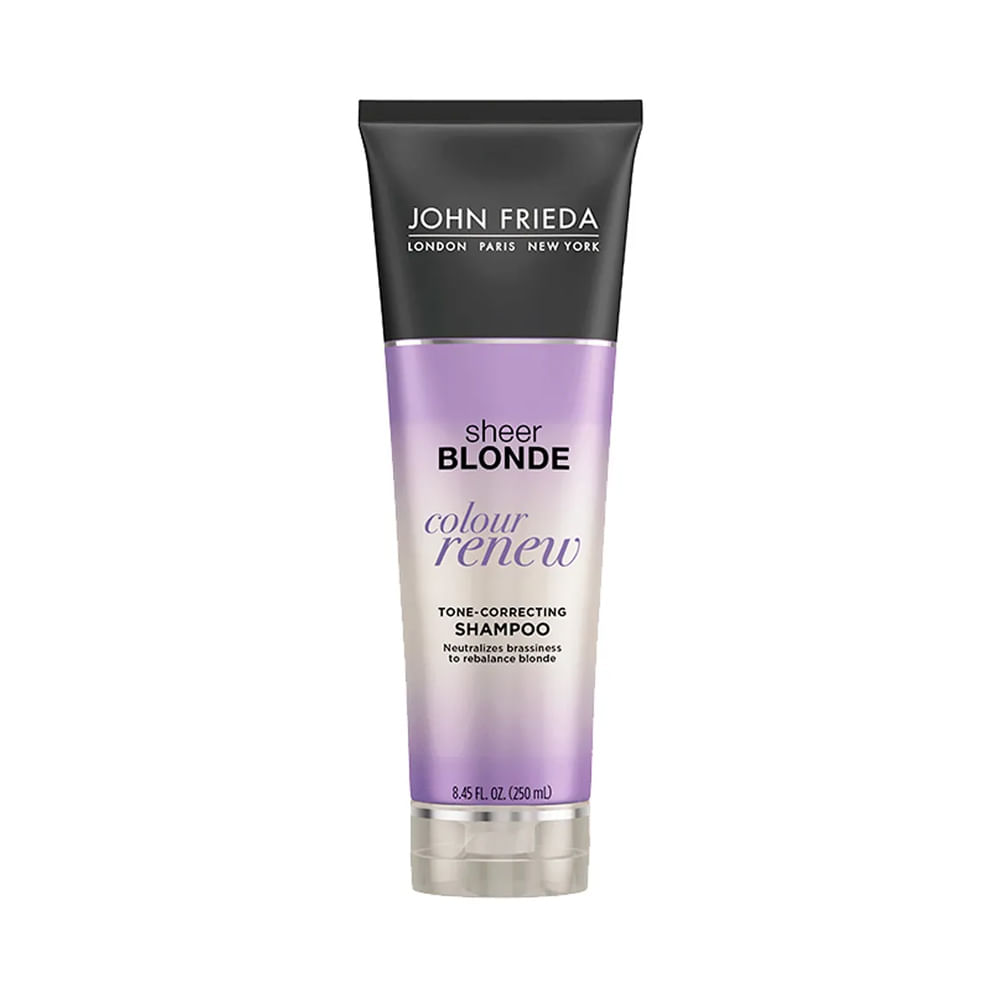 Shampoo Sheer Blonde Color Renew 250ml