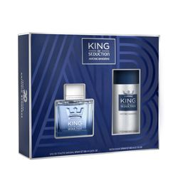 Kit-Perfume-Masculino-King-Of-Seduction-EDT-100ml---Desodorante-150ml-Antonio-Banderas