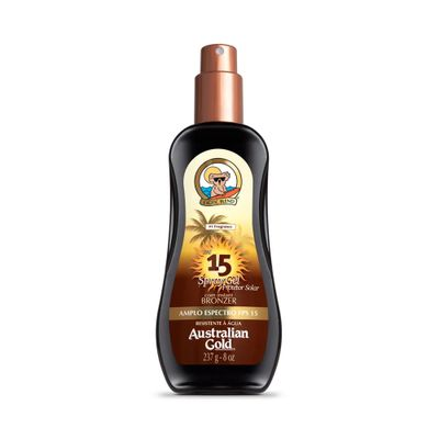 Protetor Solar Spray Gel Instant Bronzer... 237ml_