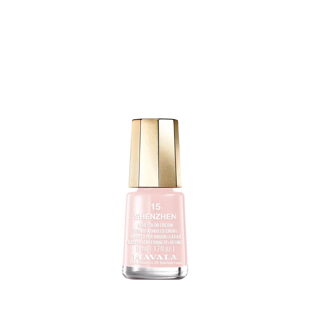 Esmalte Mini Color 15 Shenzhen 5ml