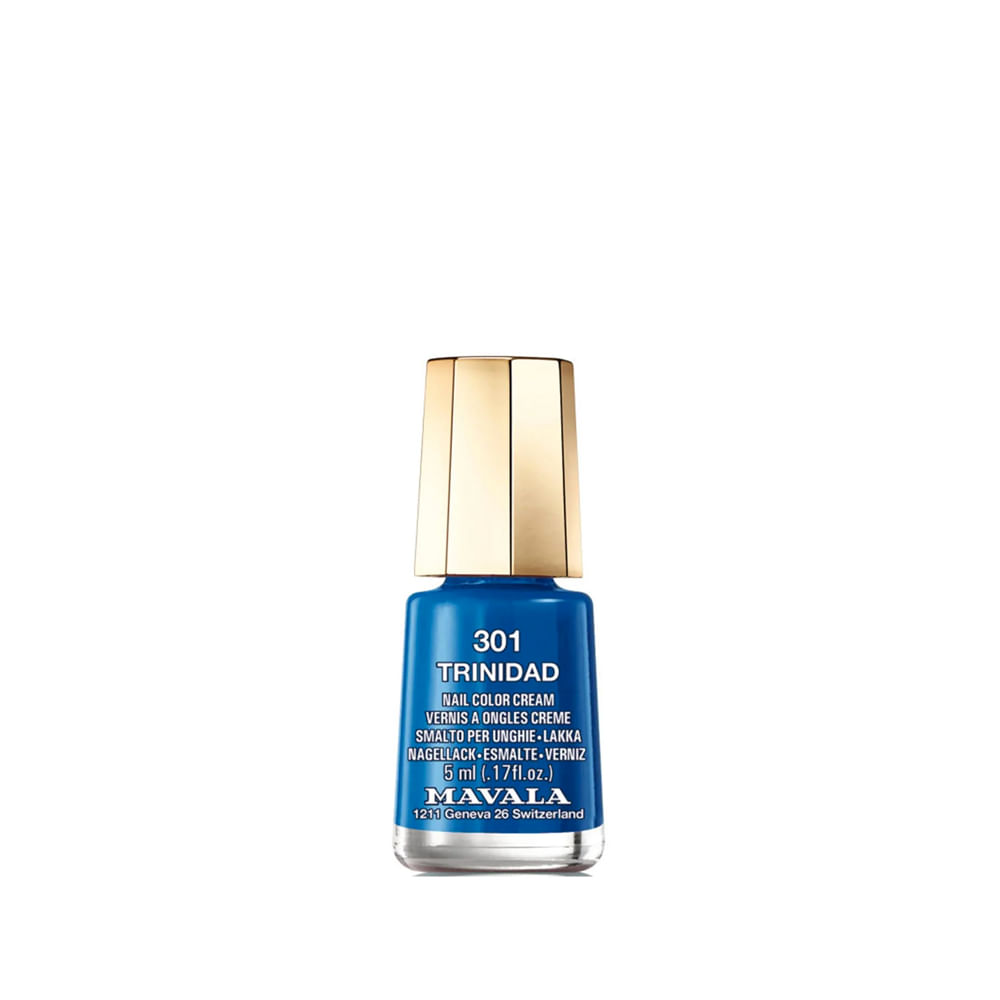 Esmalte Mini Colors Chilli & Spice Collection Trinidad 5ml