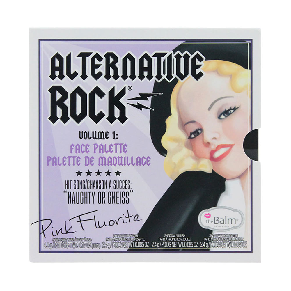Paleta Alternative Rock Volume 1 12g