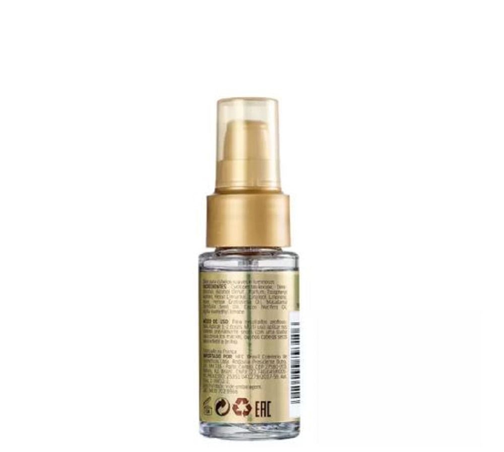 Óleo Capilar Wella Professionals Oil Reflections  30ml