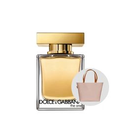Perfume-Dolce-Gabanna-The-One-Feminino-EDT-50ml---Bolsa