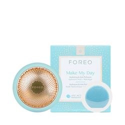 Kit-Tratamento-Facial-Foreo---UFO-Mint---Mascaras-Make-My-Day---Mini-Luna-Play-Mint