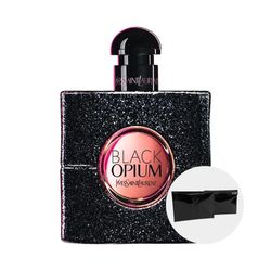 Kit-Perfume-Yves-Saint-Laurent-Black-Opium-Eau-de-Parfum-90ml---Carteira