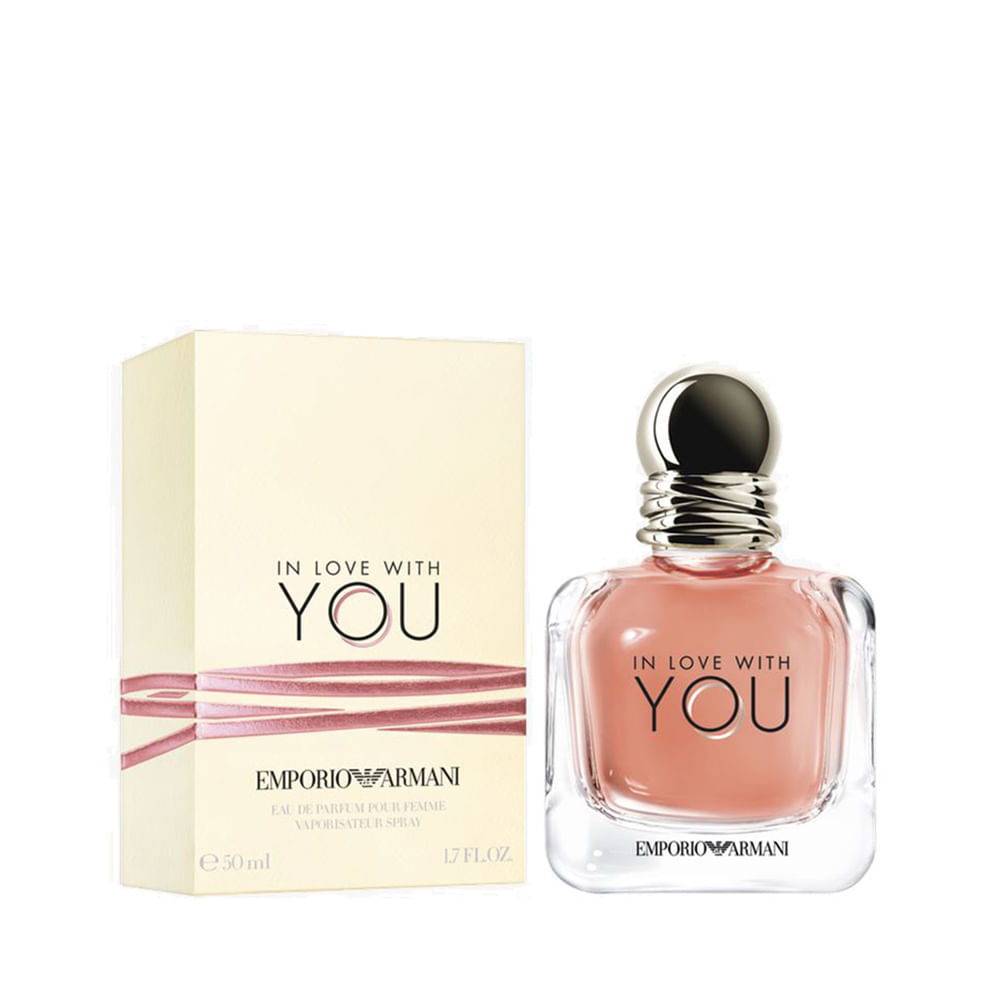 Perfume In Love With You Feminino Eau de Parfum 50ml