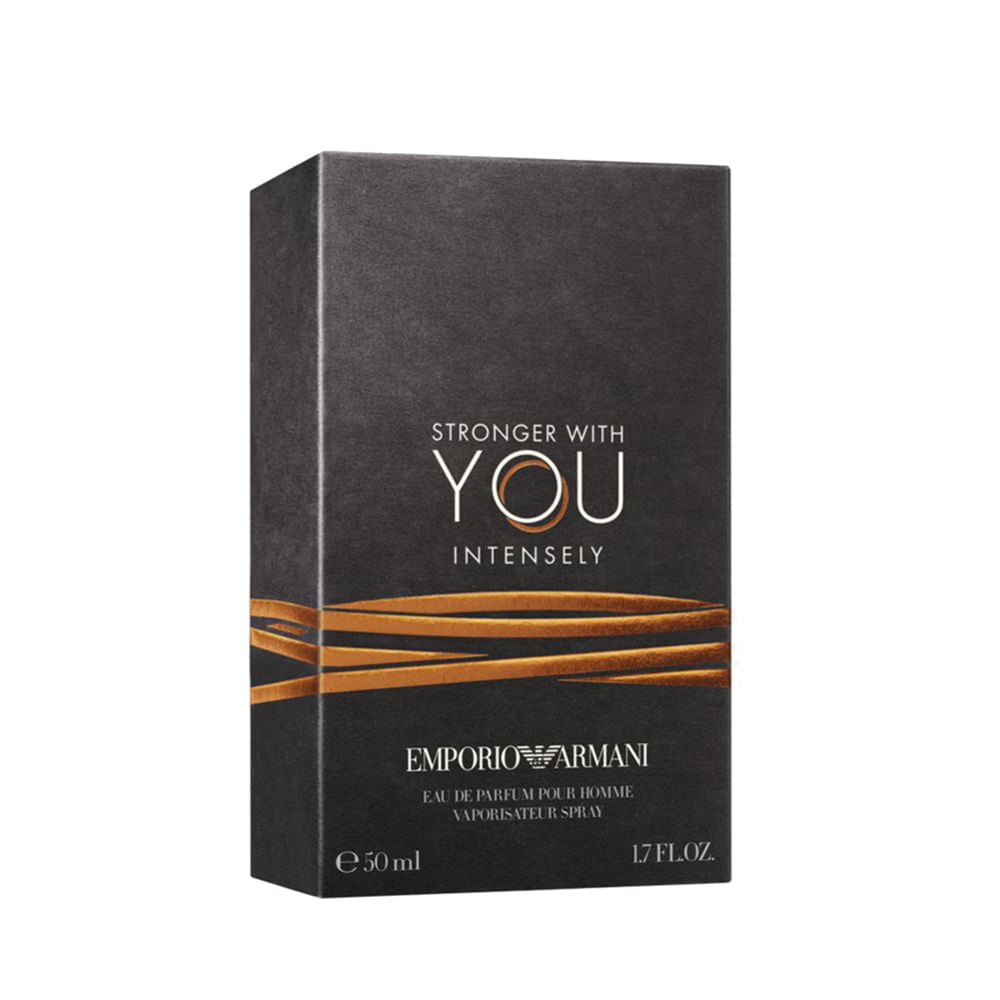 Perfume Stronger With You Intensely Masculino Eau de Parfum 50ml