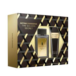 Kit-Antonio-Banderas-The-Golden-Secret-100ml-VP---AB-75ml