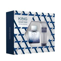 Kit-Antonio-Banderas-King-of-Seduction-Est-100ml---AB-75ml
