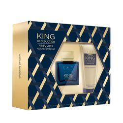 Kit-Antonio-Banderas-King-of-Seduction-Absolute-100ml-VP---AB-75ml