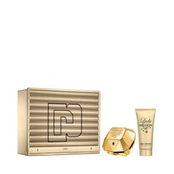 Kit-Lady-Million-EDP-100ml---Body-Lotion-Feminino