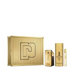 Kit-One-Million-EDT-50ml---Deo-Spray---Travel-Size-Masculino