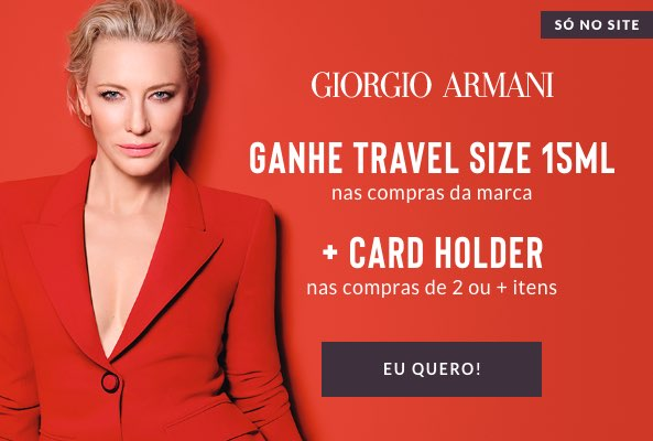 Collection - 19 a 21/08 - Armani