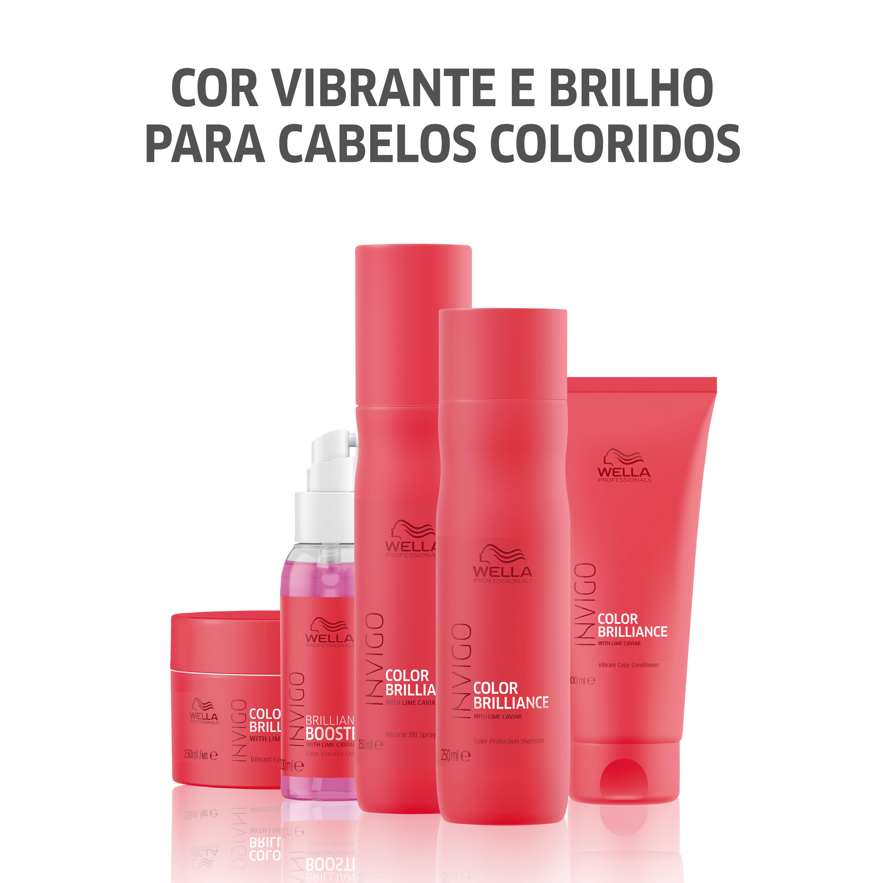 Shampoo Wella Professionals Invigo Color Brilliance 1L