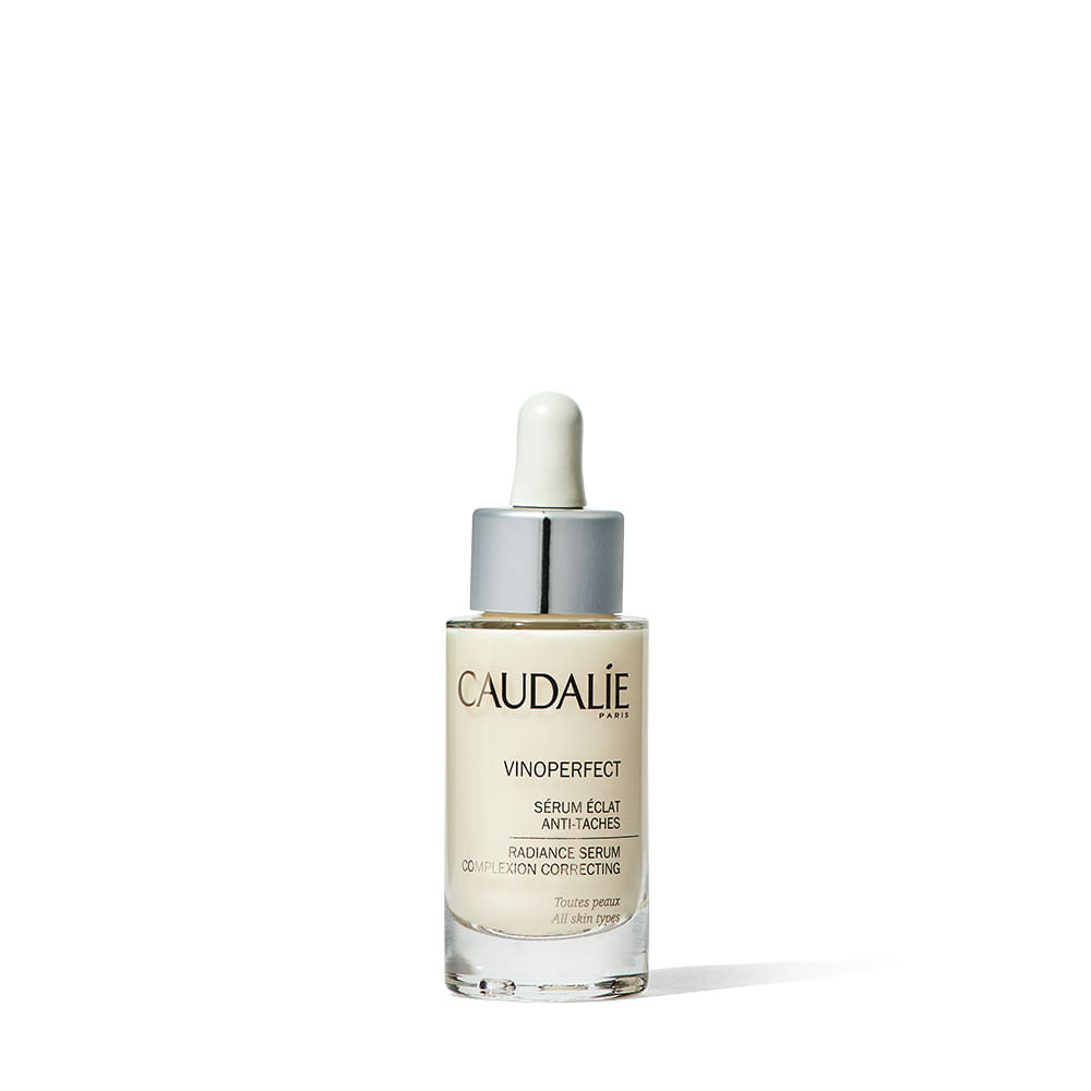 Sérum Caudalie Vinoperfect Luminosidade Antimanchas 30ml